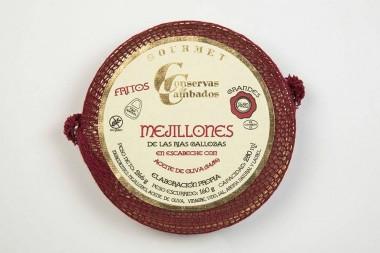 Moules de Galice en...