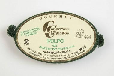 Pulpo en Aceite de Oliva...