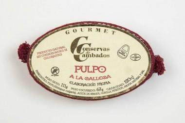 Poulpe à la galicienne...