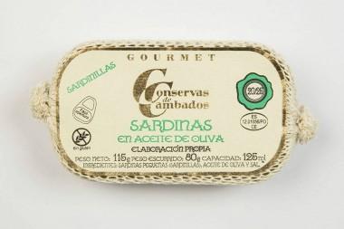 Sardines in olive oil 20/25...