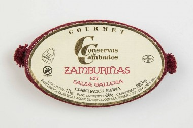 Zamburiñas en Salsa Gallega...