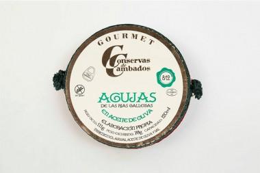 Agujas en Aceite de Oliva...