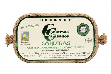 Small Sardines in...