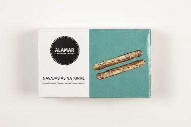 Navajas Al Natural 10/12...