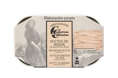 Filete de Aguja en Aceite...