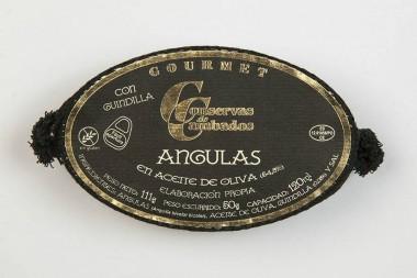 Angulas en Aceite de Oliva...