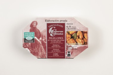 Galician Rias mussels in...