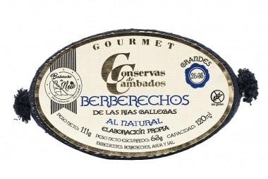 Galician Rias cockles in...