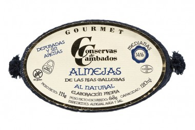 Clovisses de Galice au...