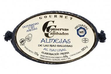 Galician Rias clams in...