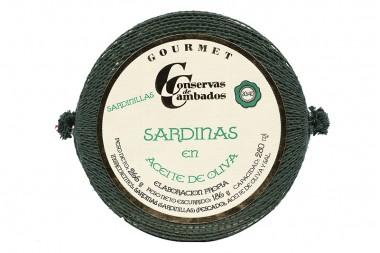 Sardines in olive oil 30/40...