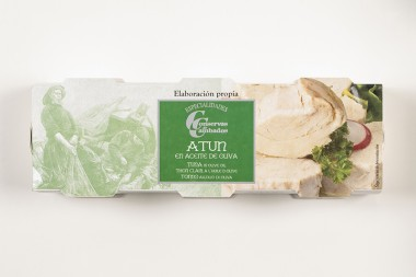 Tuna in olive oil RO-85