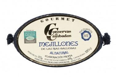 Galician Rias mussels 8/12...