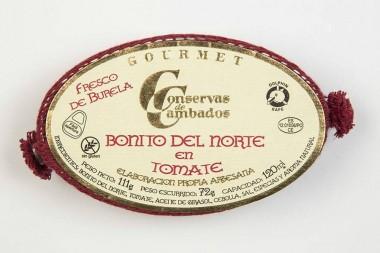 Bonite fraîche de Burela à...